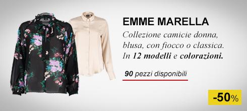 Camicie Emme Marella -50%