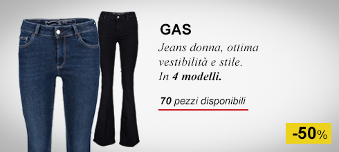 Jeans Gas donna -50%