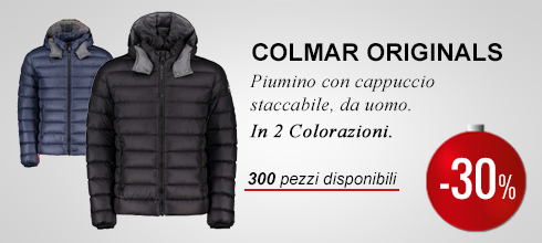 Black Friday Days Colmar Originals
