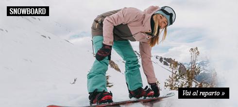 Novità snowboard