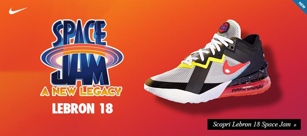 Basket Nike Lebron 18 Space Jam