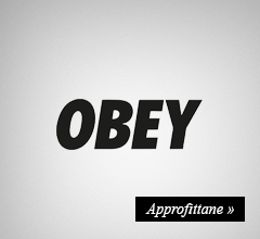 extra -20% obey