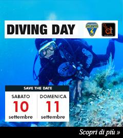 Partecipa ai Diving Day e scopri i corsi sub a 99 euro