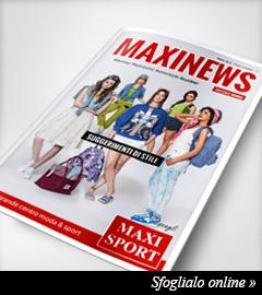 Scopri subito i Suggerimenti di Stile di Maxi Sport per l'estate 2016