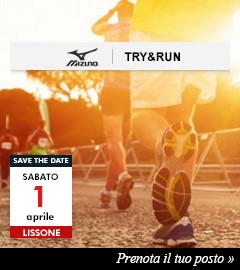 Maxi Sport Try&Run: testa su strada le novità running