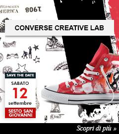 Converse Creative Lab @ Sesto San Giovanni - 12/09/2015