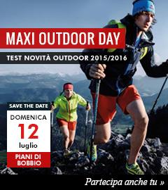 Maxi Outdoor Day - 12 luglio 2015 - Piani di Bobbio (MI)