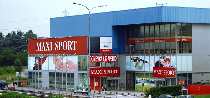 Maxi Sport Lissone