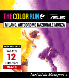 The Color Run - Iscriviti da Maxi Sport