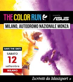 The Color Run - Iscriviti da Maxi Sport