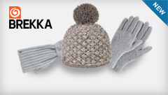 Nuova collezione cappellini Brekka 2014