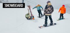 Come scegliere lo snowboard