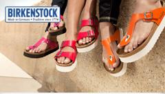 Scopri la nuova collezione sandali Birkenstock