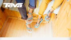 Scopri la nuova collezione sandali Teva