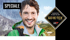 Scopri come funziona Gore-tex Surround