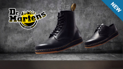 Anfibi e Boot DR Martens