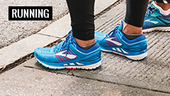 Come scegliere le scarpe running