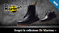 Nuova collezione Boot Dr Martens