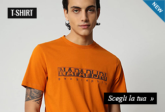 T-shirt Napapijri Uomo