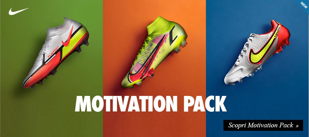 Nike calcio Motivation pack