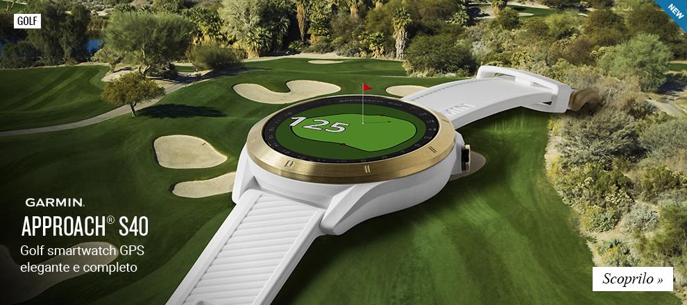 Garmin Golf Approach S40