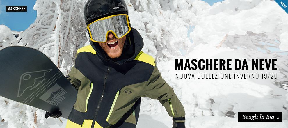 Nuova collezione Maschere Oakley
