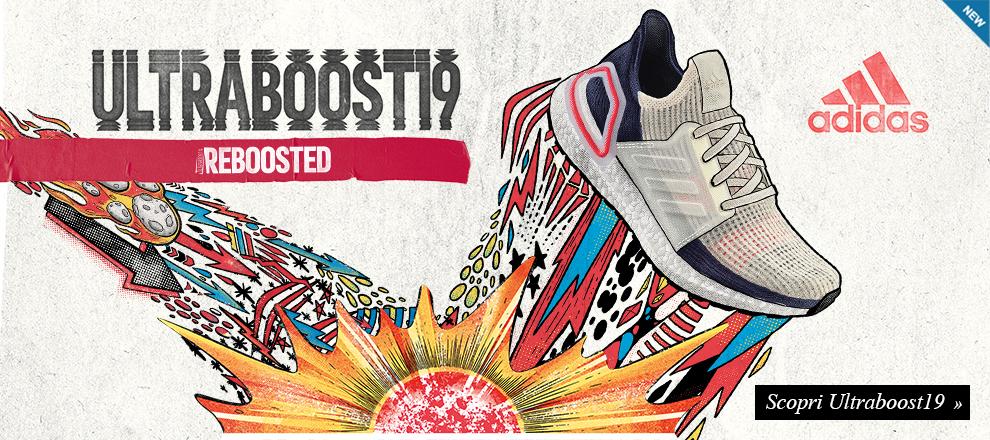 Novità Adidas Ultraboost19. Scopri la nuova collezione ... c37935109085