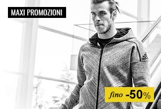 Maxi Promozioni Adidas