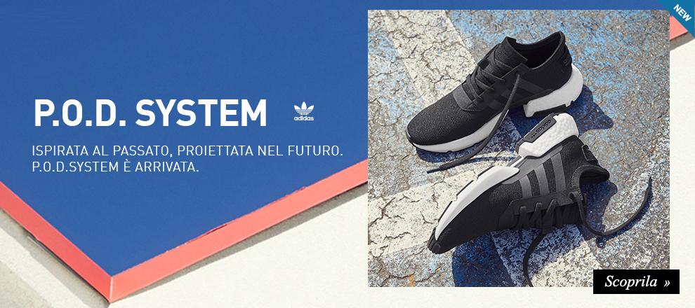Adidas Originals P.O.D. System