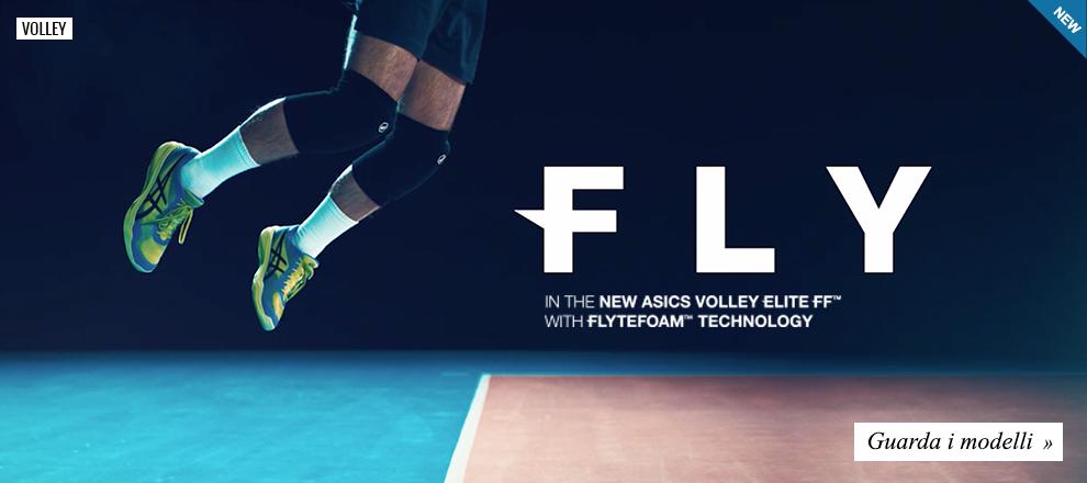 Nuova Asics Fly