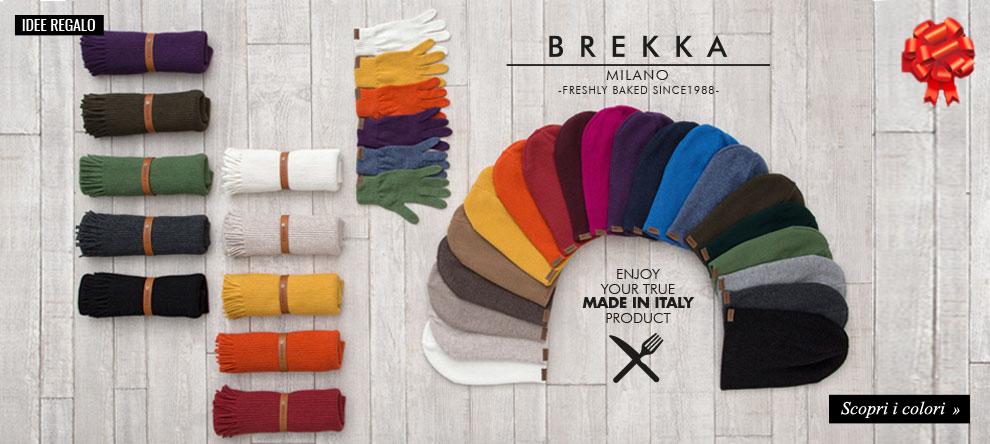 Collezione Brekka Milano Made in Italy 2015/2016