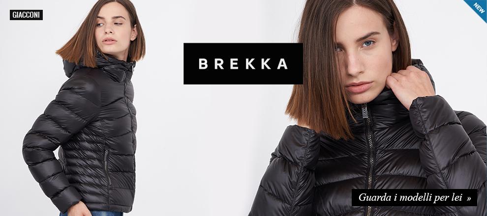 Collezione piumini Brekka
