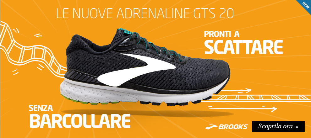 Nuova Brooks Adrenaline GTS 20