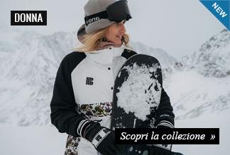 Nuova Collezione Burton Snowboard Donna