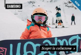 Nuova Collezione Burton Snowboard Bambino