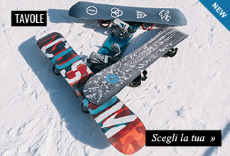 Burton - Tavole Snowboard