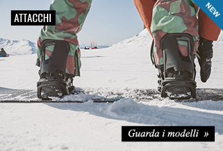 Burton - Attacchi Snowboard