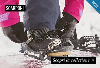 Burton - Scarponi Snowboard