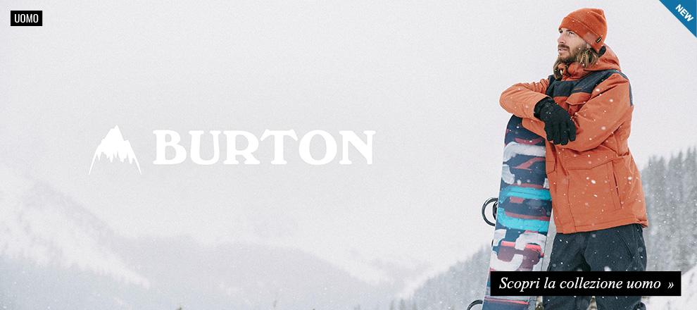 Burton - Collezione Uomo