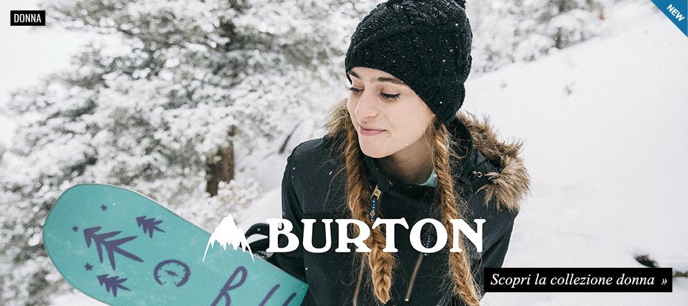 Burton - Collezione donna