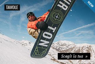 Burton - Collezione Tavole Snowboard