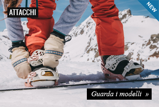 Burton - Collezione Attacchi Snowboard