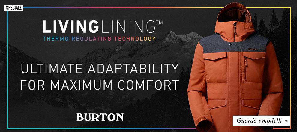 Burton - Collezione Living Lining