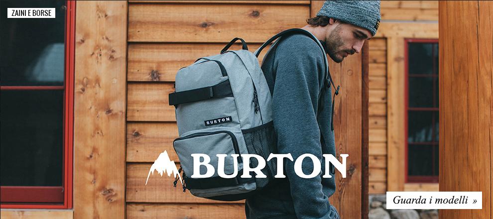 Burton - Collezione Zaini e Borse