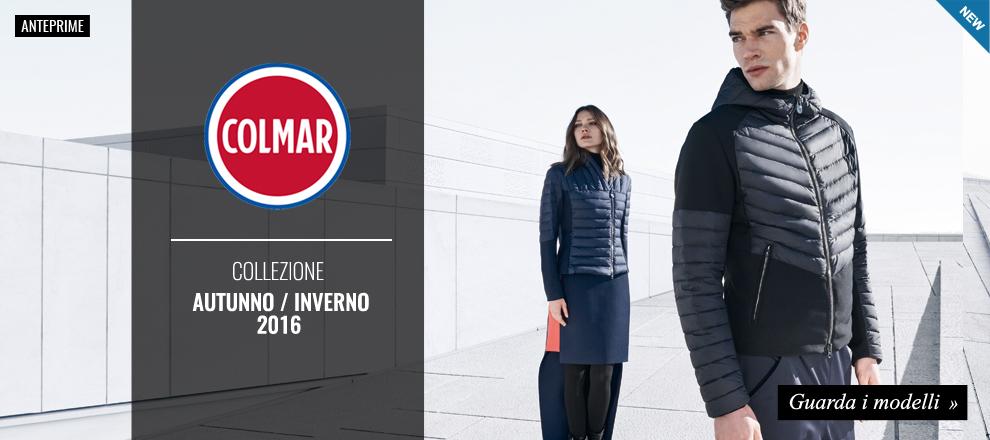 Nuova collezione Piumini Colmar Originals Autunno Inverno 2016