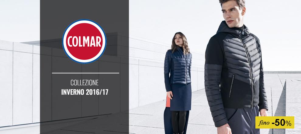 Nuova collezione Piumini Colmar Originals Autunno Inverno 2016 fino al -50%