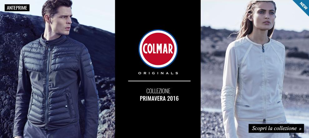 Nuova collezione Colmar Originals Primavera Estate 2016