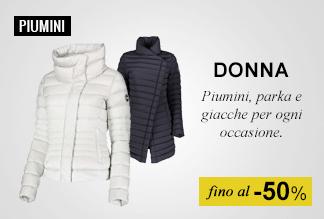 Collezione piumini Colmar Originals Donna fino -50%