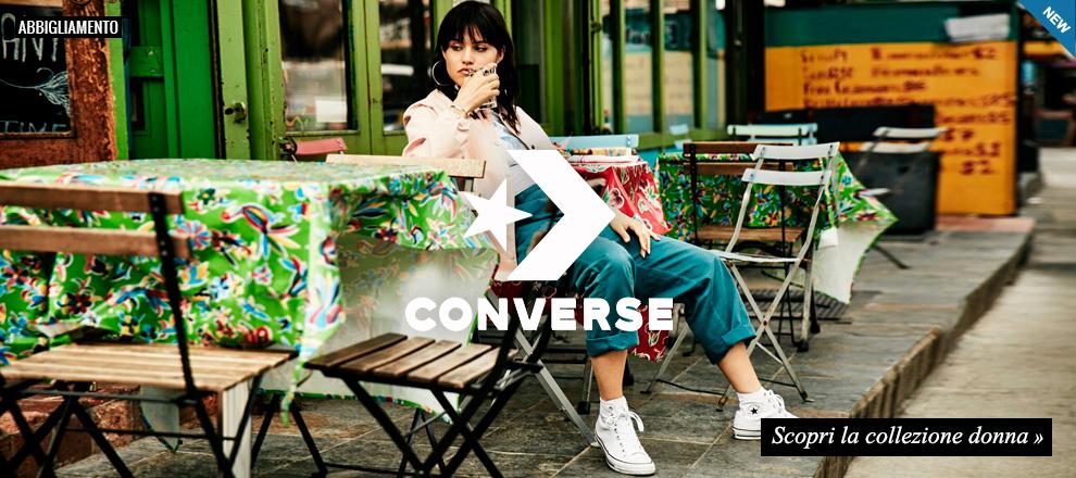 Converse - Abbigliamento donna