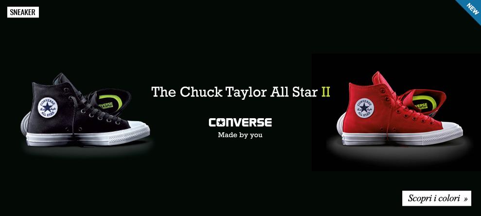 Collezione Converse Chuck Taylor II